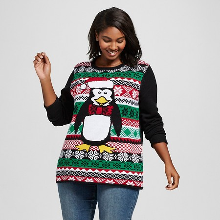 http://www.target.com/p/women-s-plus-size-penguin-tunic-sweater-ugly-christmas/-/A-51113936