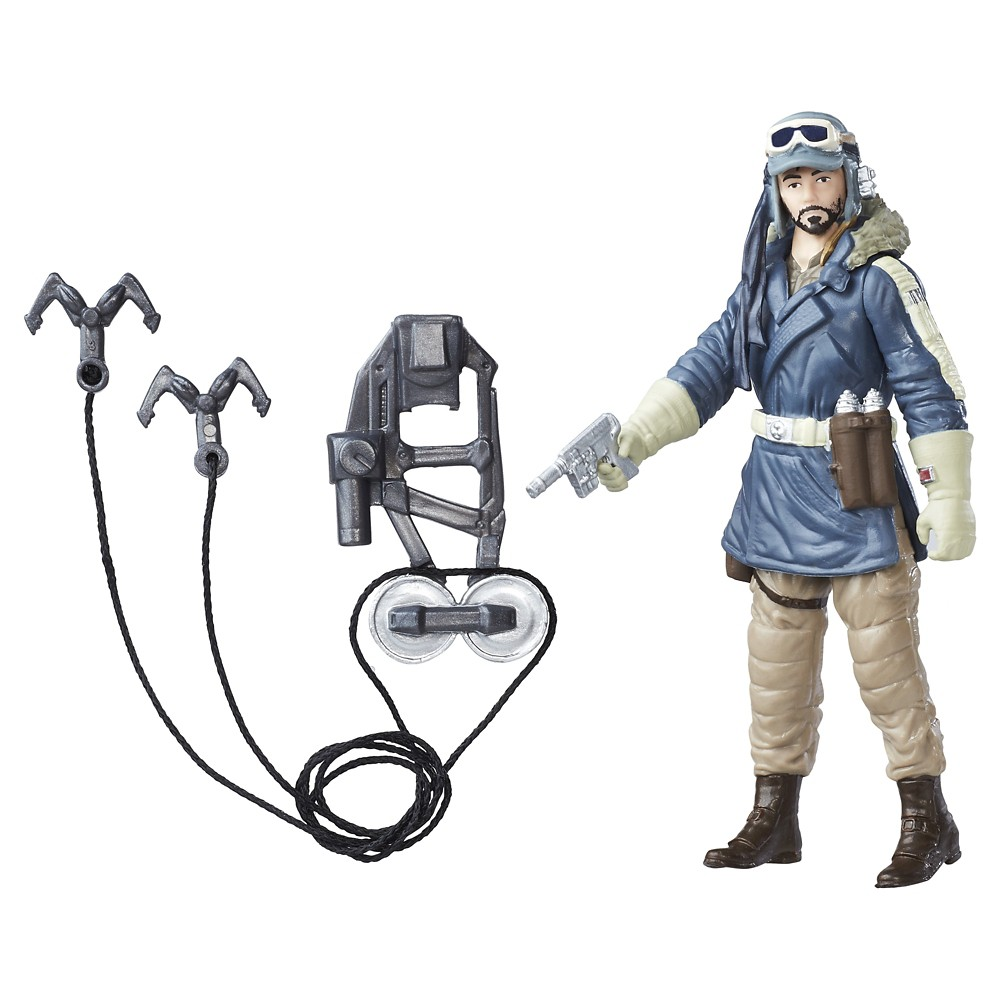 Star Wars Rogue One Captain Cassian Andor Eadu Action Figure