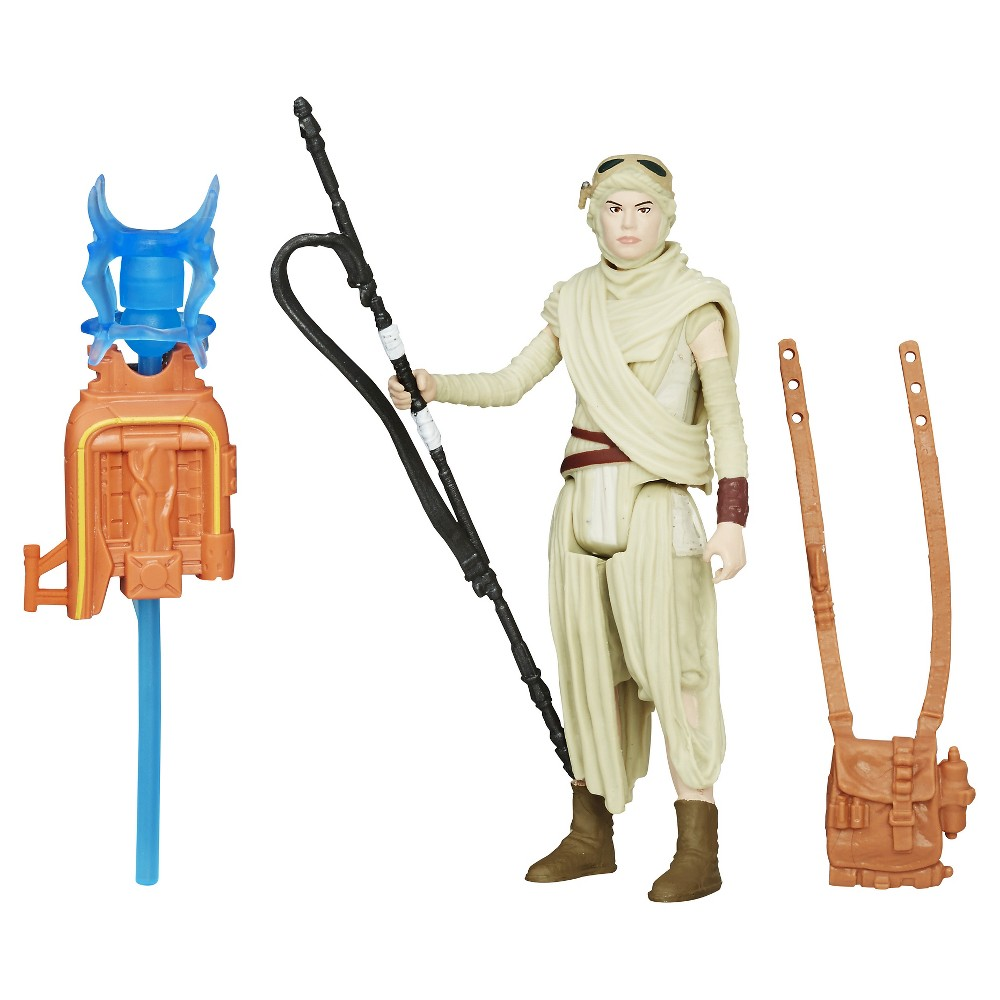 Star Wars Rey Jakku Action Figure