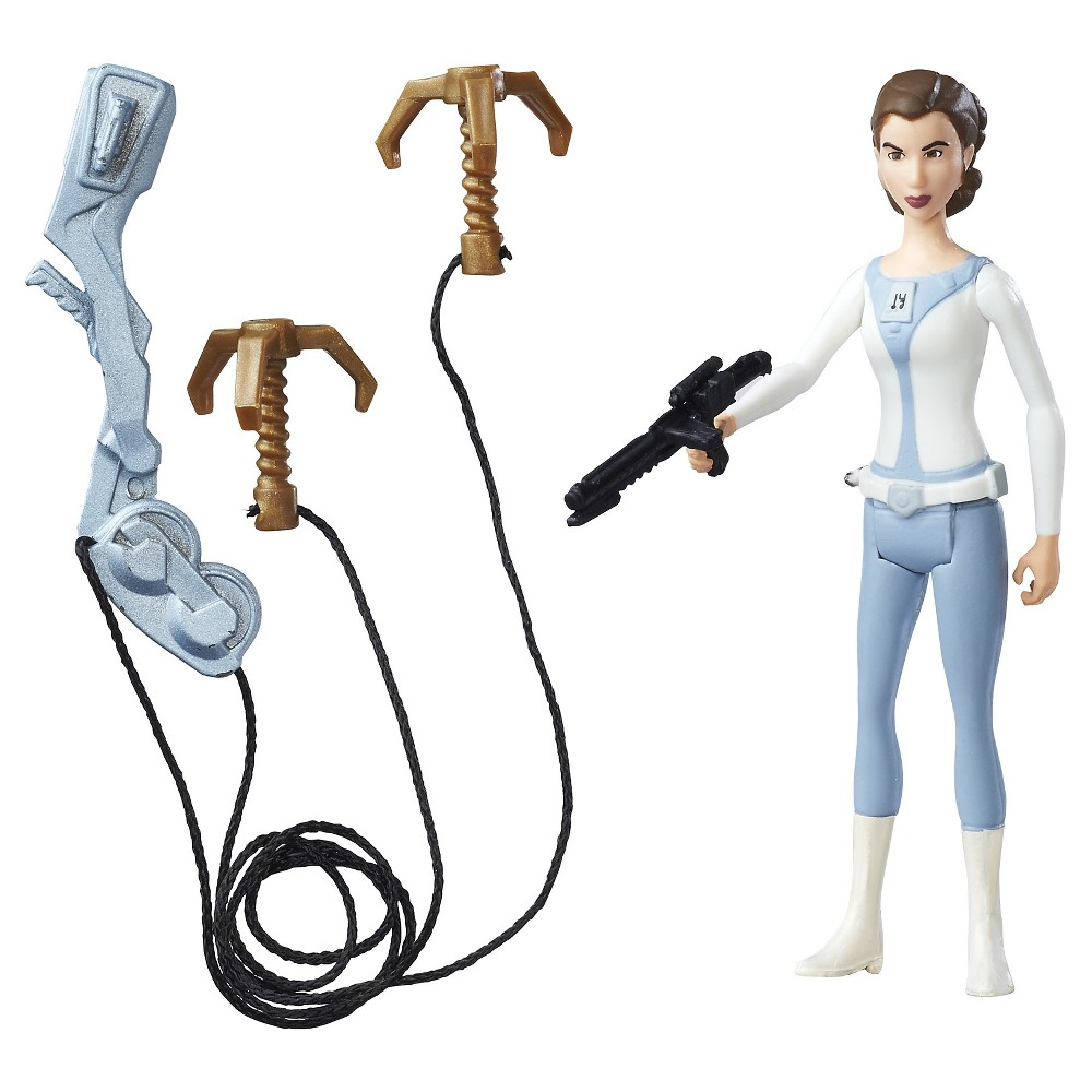Star Wars Rebels Princess Leia Organa Action Figure