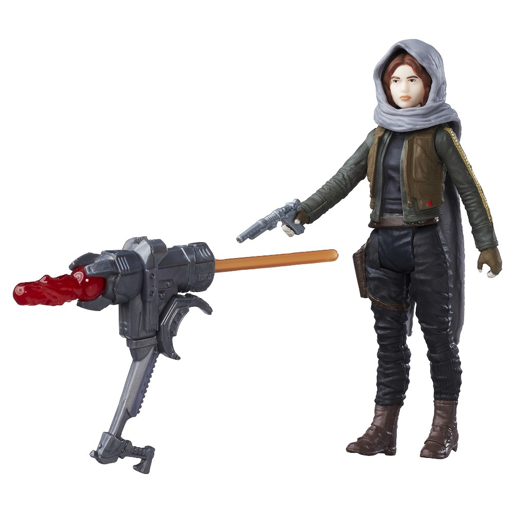 Star Wars Rogue One Sergeant Jyn Erso Jedha Action Figure