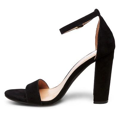 Black Block Heels IWqYktXn