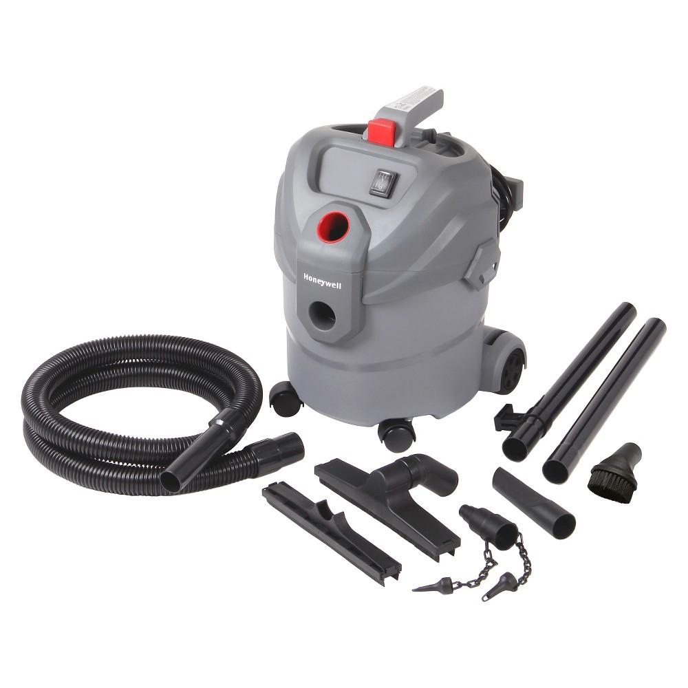 Honeywell 4 Gal. Wet Dry Vacuum - Gray
