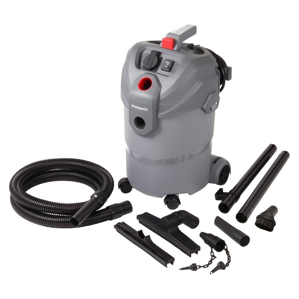 Honeywell 5.5 Gal. Wet Dry Vacuum - Gray