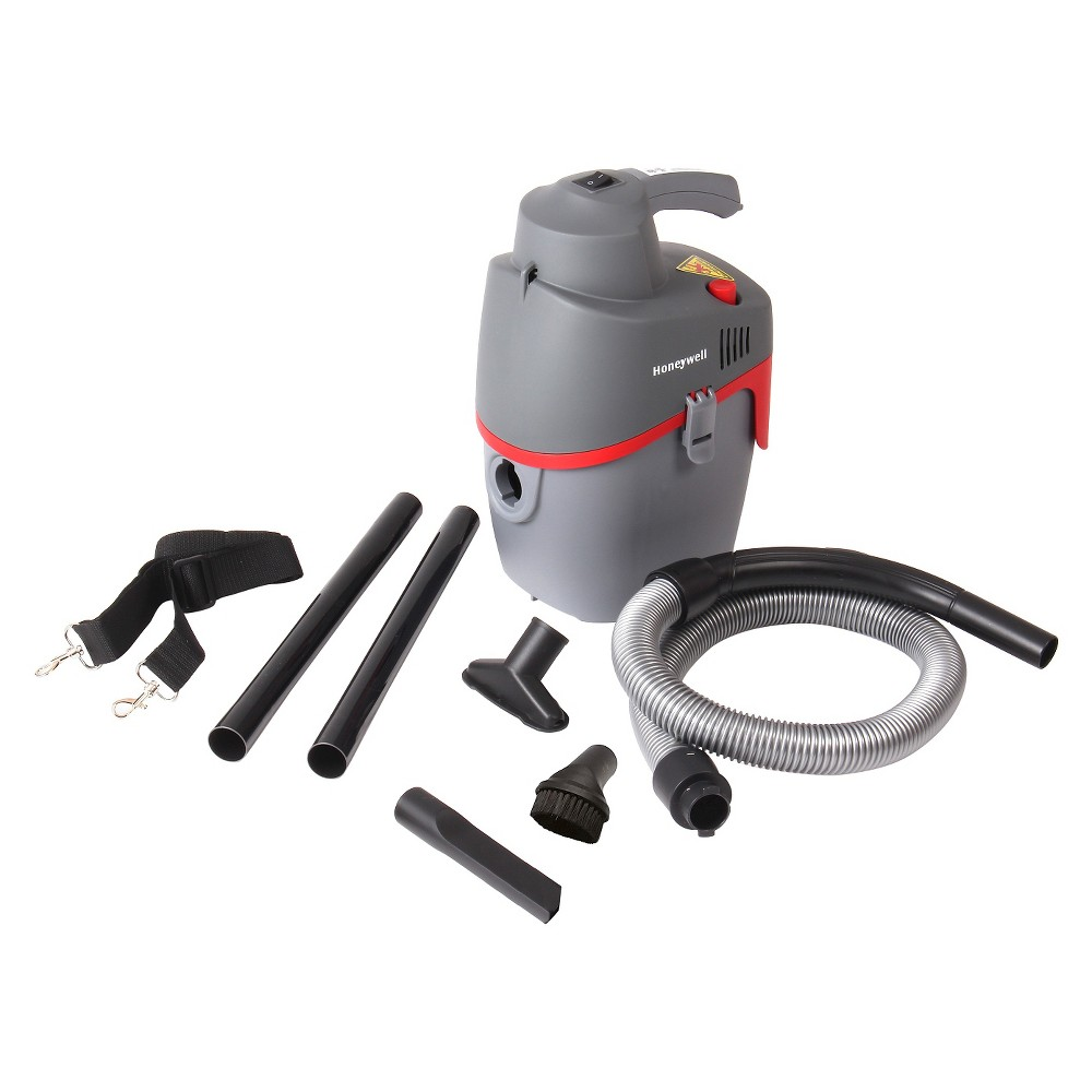 Honeywell 1.5 Gal. Utility Vacuum - Gray