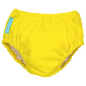 Charlie Banana Reusable Swim Diaper Florescent Yellow XL