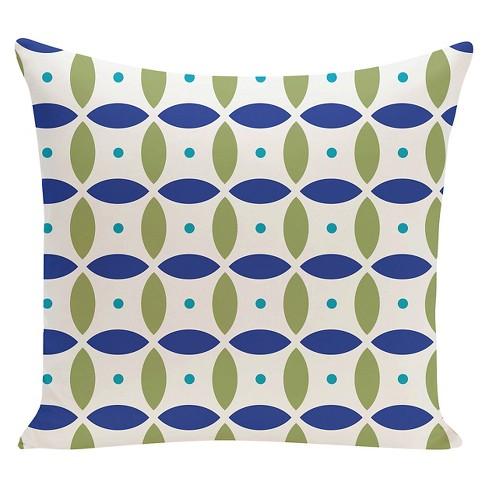 Beach Ball Print Throw Pillow - E by Design : Target