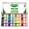 Crayola Classpack Markers Broadline 256ct 16 colors