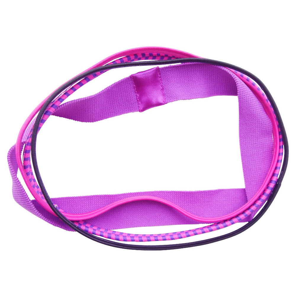 Remington Girls Headwraps 5 ct, Purple