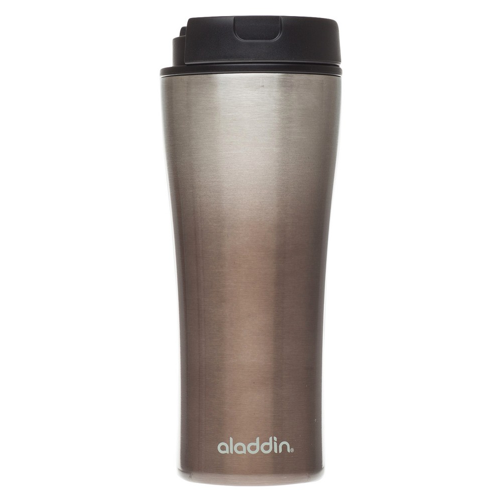 Aladdin Panama Travel Mug 12oz Stainless Steel – Grey