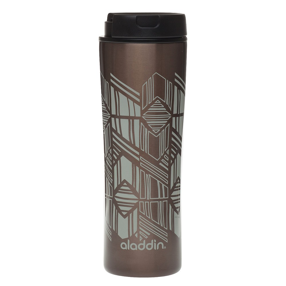 Aladdin Panama Travel Mug Stainless Steel 16oz – Grey