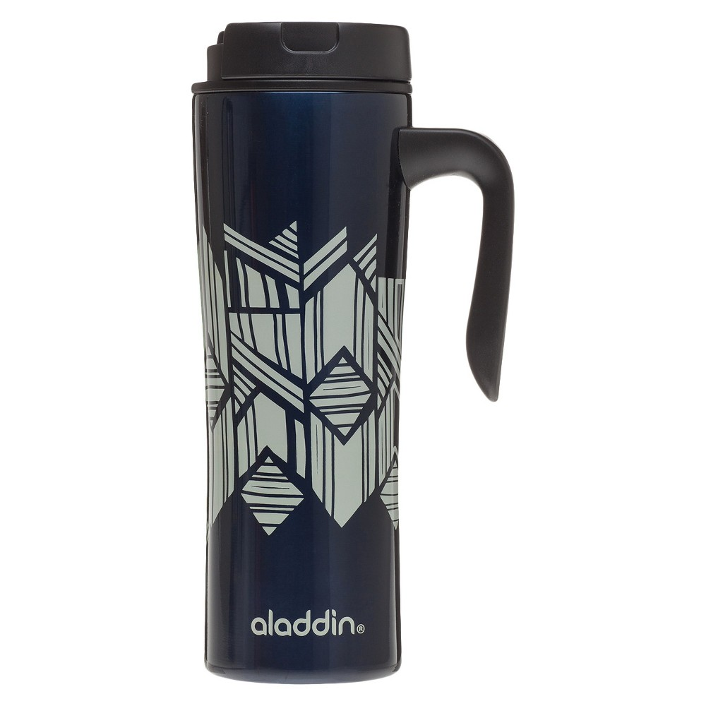 Aladdin Panama Traveler Mug Stainless Steel 16oz – Blue