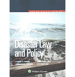 Disaster Law and Policy (Paperback) (Daniel A. Farber)