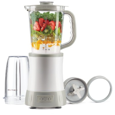 Bella 2-in-1 Blender - White