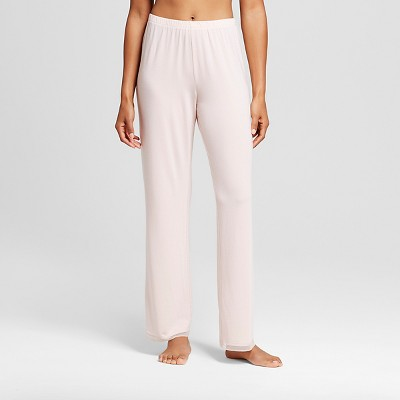Women's Pajama Pant with Cooling Properties - Peach Eggshell L - Gilligan & O'Malley™