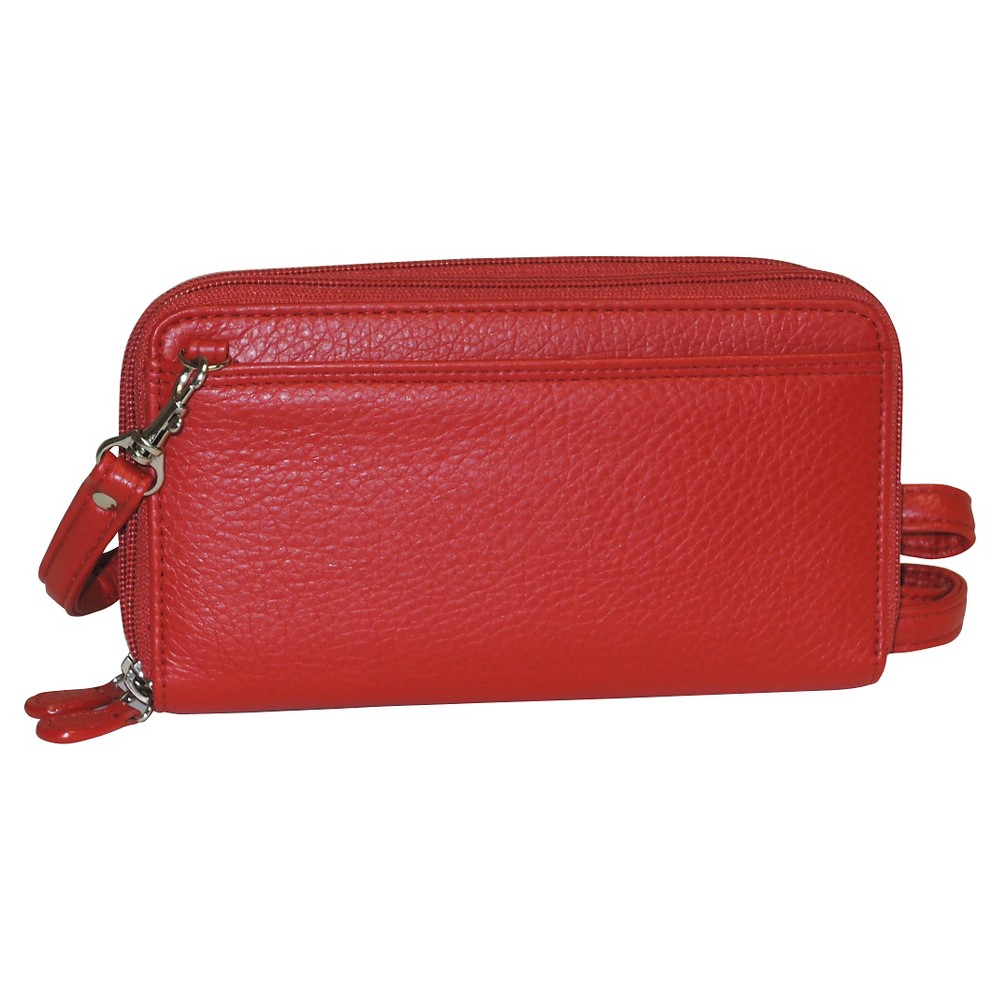 Buxton Womens Ultimate Organizer - Red