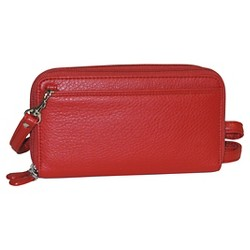Buxton Women's Ultimate Organizer - Red