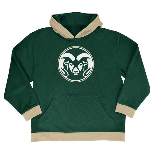 NCAA Colorado State Rams Boys Sweatshirts - S, Boy's, Multicolored