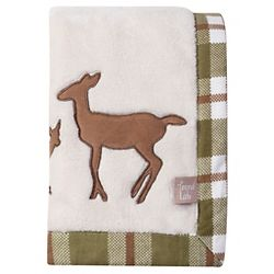 Trend Lab Northwoods Buffalo Check Receiving Blanket Target