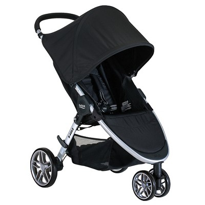 Britax® 2016 B-Agile Stroller- Black