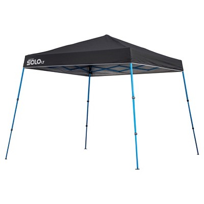 Quik Shade Solo LT 50 Instant Canopy - Charcoal/Blue