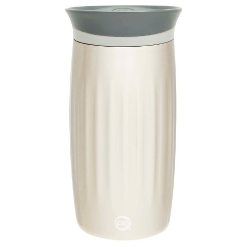 Zak! Fluted 12oz Stainless Steel Double Wall Vacuum Tumbler - image 1 of 1