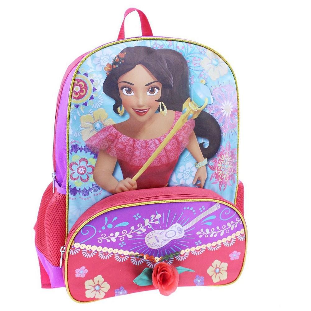 Elena of Avalor 16 Kids' Backpack - Red