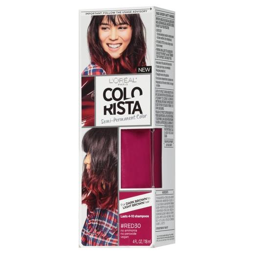 L Oreal 174 Paris Colorista Semi Permanent For Brunette Hair
