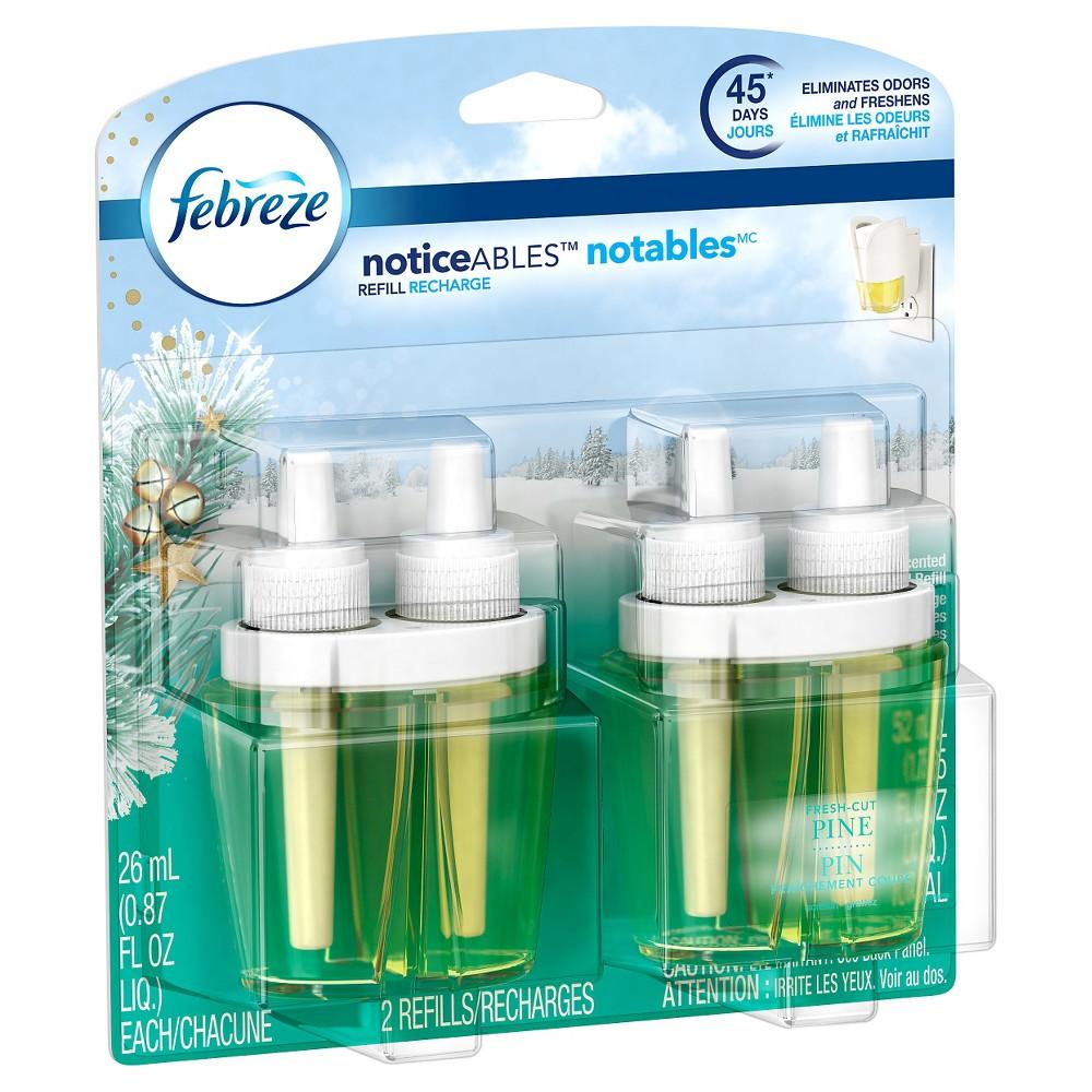 Febreze NOTICEables Refills Pine2ct