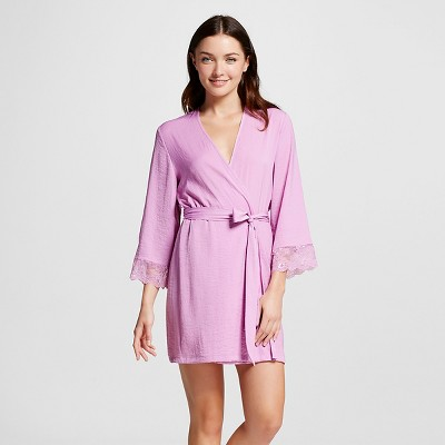 Women's Robe - Gilligan & O'Malley™ - Lilac XS/S