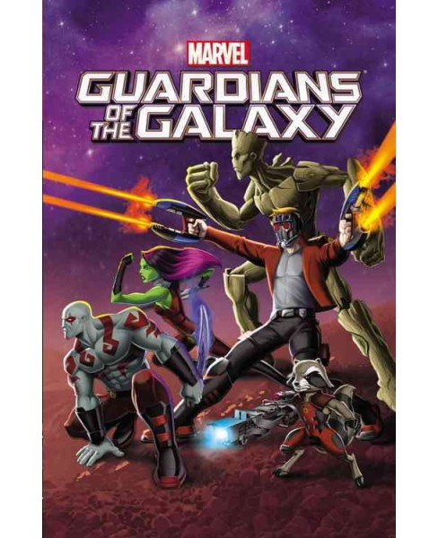 Marvel Universe Guardians of the Galaxy 1 (Paperback) - image 1 of 1