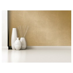 Devine Color Metallic Leaf Peel and Stick Wallpaper - Karat