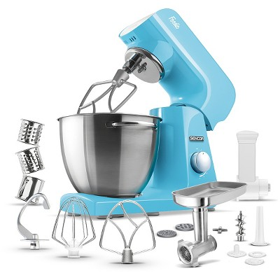 Sencor 4.7 Qt.Stand Mixer - Forget Me Not Blue