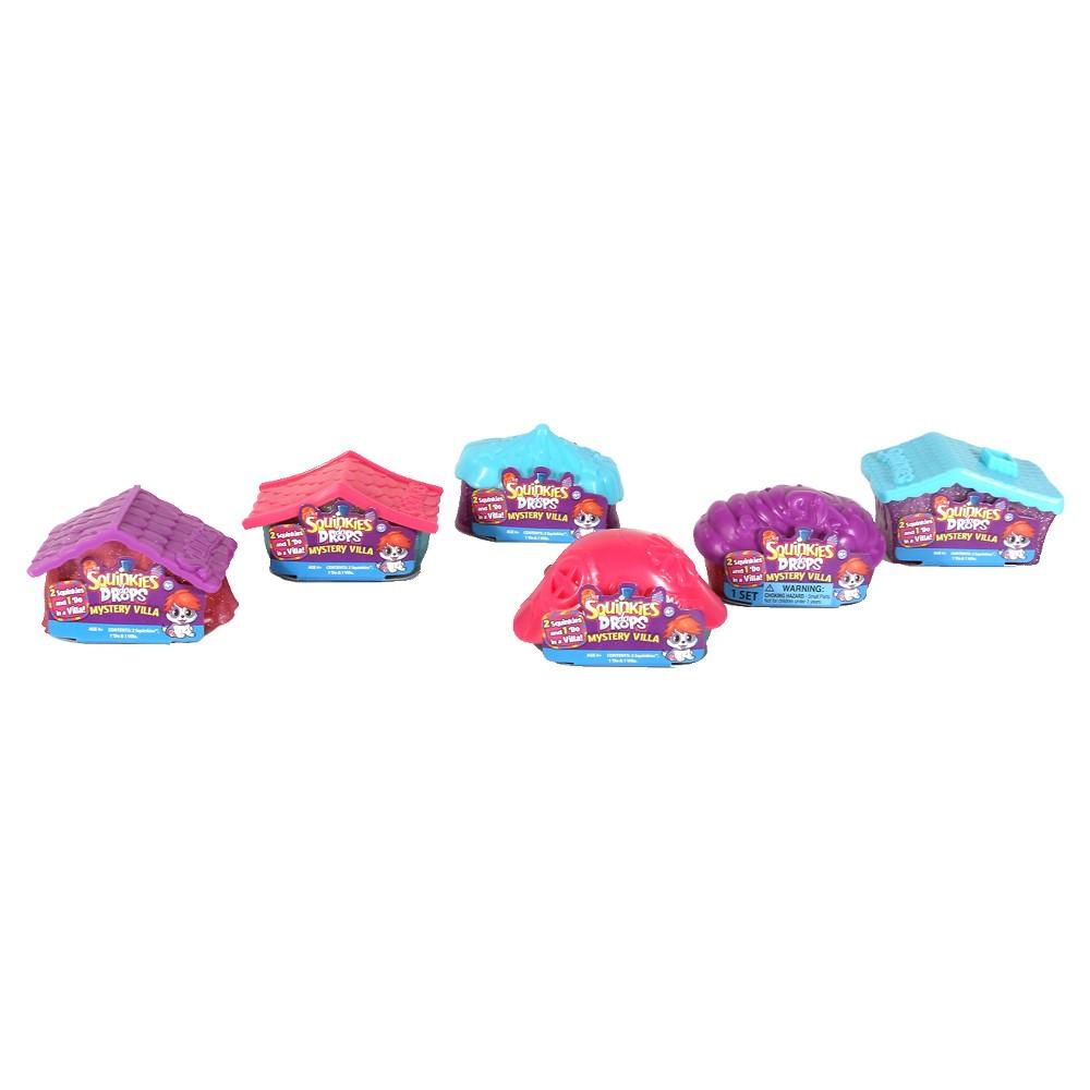 Squinkies 'Do Drops Mystery Villas - 6 Pack Bundle