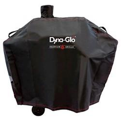 Premium Medium Charcoal Grill Cover - Black - Dyna Glo