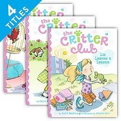 Critter Club (Library) (Callie Barkley)