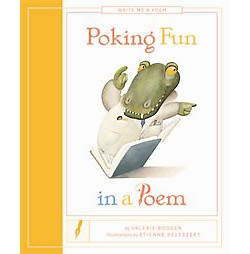 Poking Fun in a Poem (Library) (Valerie Bodden)