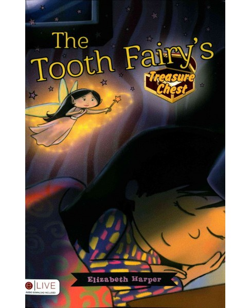 The Tooth Fairy's Treasure Chest (Paperback) - image 1 of 1