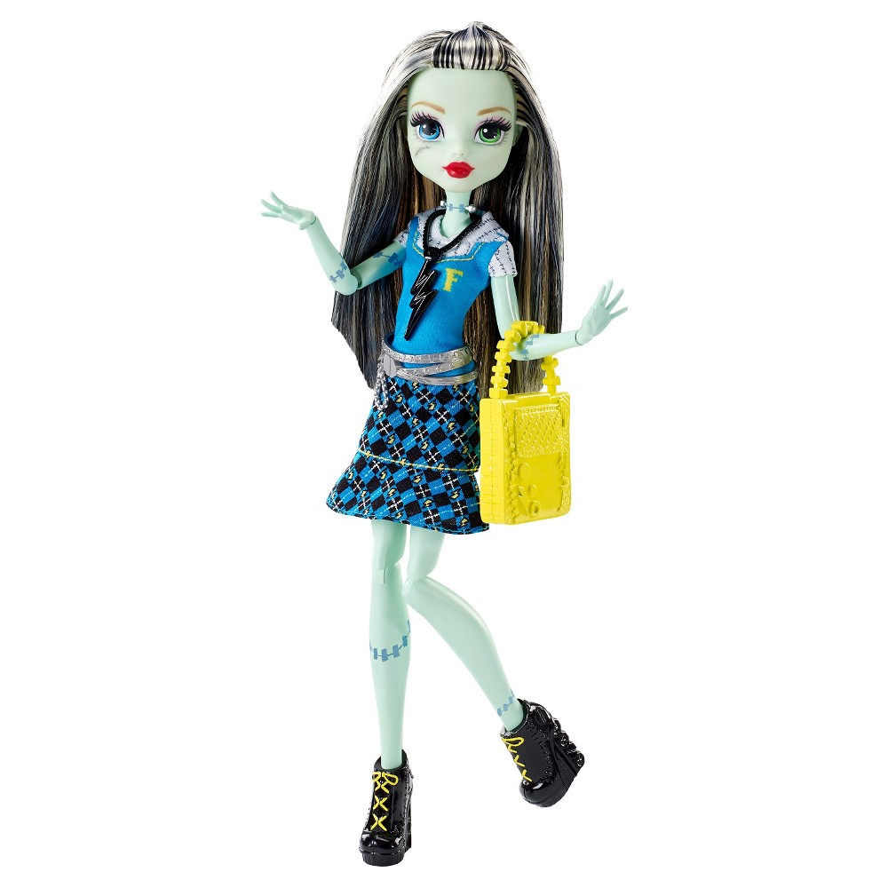 Monster Cable Frankie Stein Doll