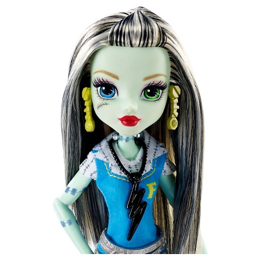 list of monster high dolls characters and photos toy