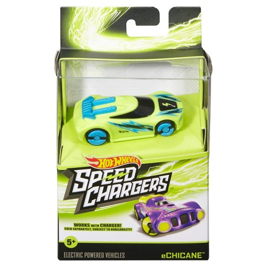 Hot Wheels Speed Chargers Chicane Car Green Target