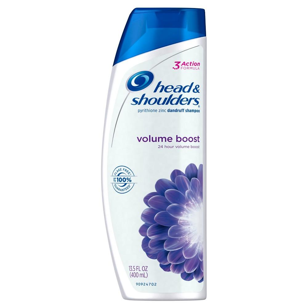 Head & Shoulders Volume Boost Anti Dandruff Shampoo - 13.5oz