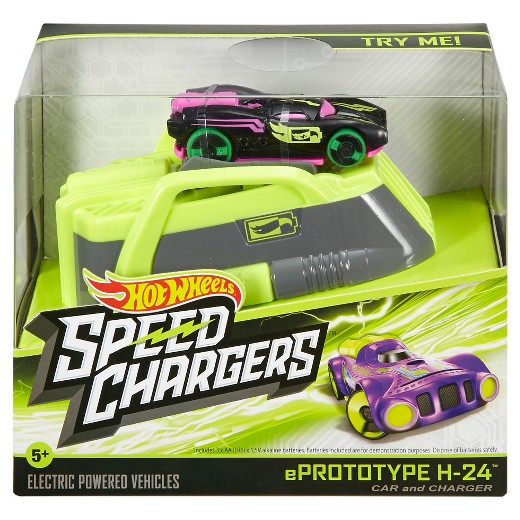 Hot Wheels Speed Chargers Prototype Car And Charger Target