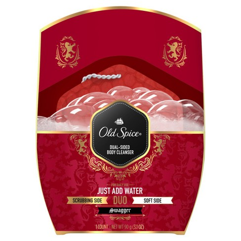 Old Spice Duo Soap - Dual-Sided Body Cleanser Swagger - 3.1oz - image 1 of 2