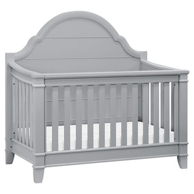 Million Dollar Baby Classic Sullivan 4-in-1 Convertible Crib - Gray