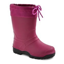 Snowmaster Girls' Icestorm Winter Boots - Berry