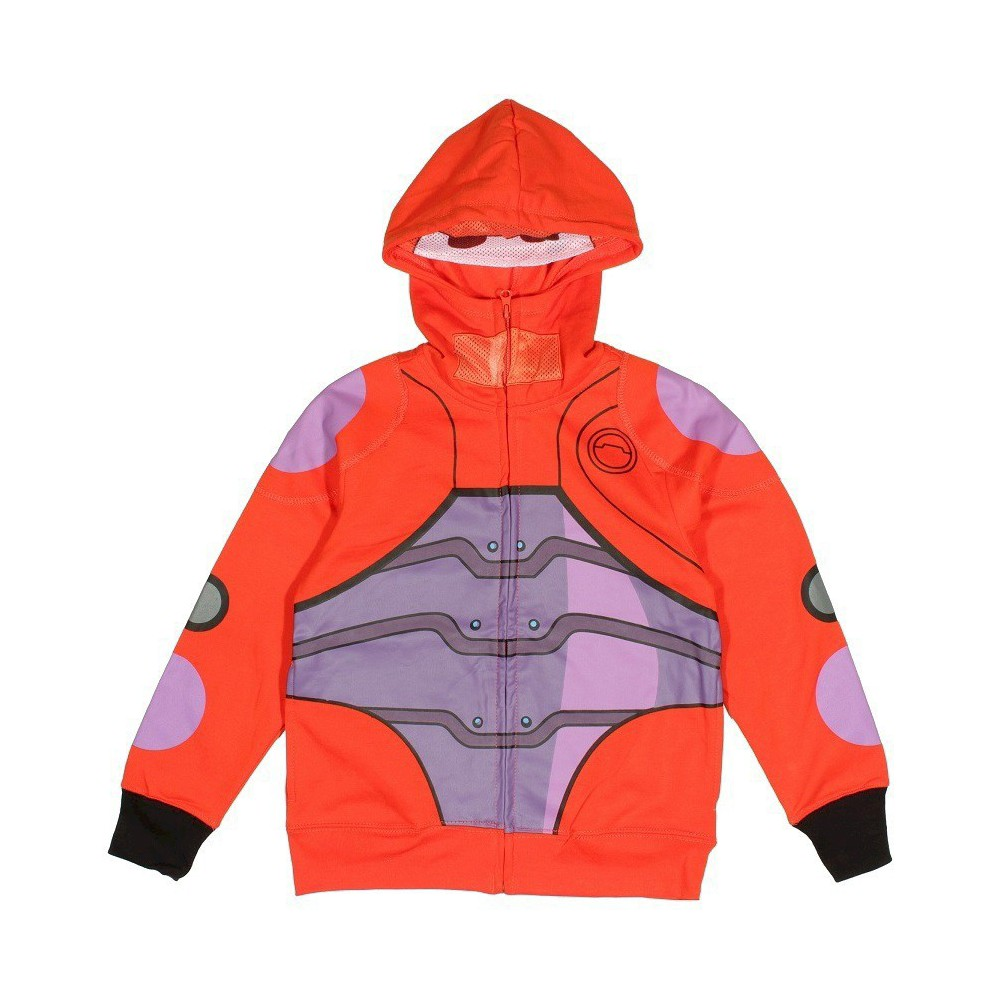 Boys Big Hero 6 Sweatshirt - Red XL