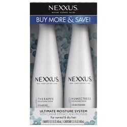 Nexxus® Nature Science Salon Ultimate Moisture System Buy More & Save - 27oz