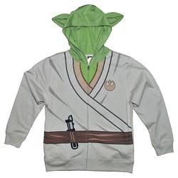 Boys' Star Wars Yoda Sweatshirt - Sand