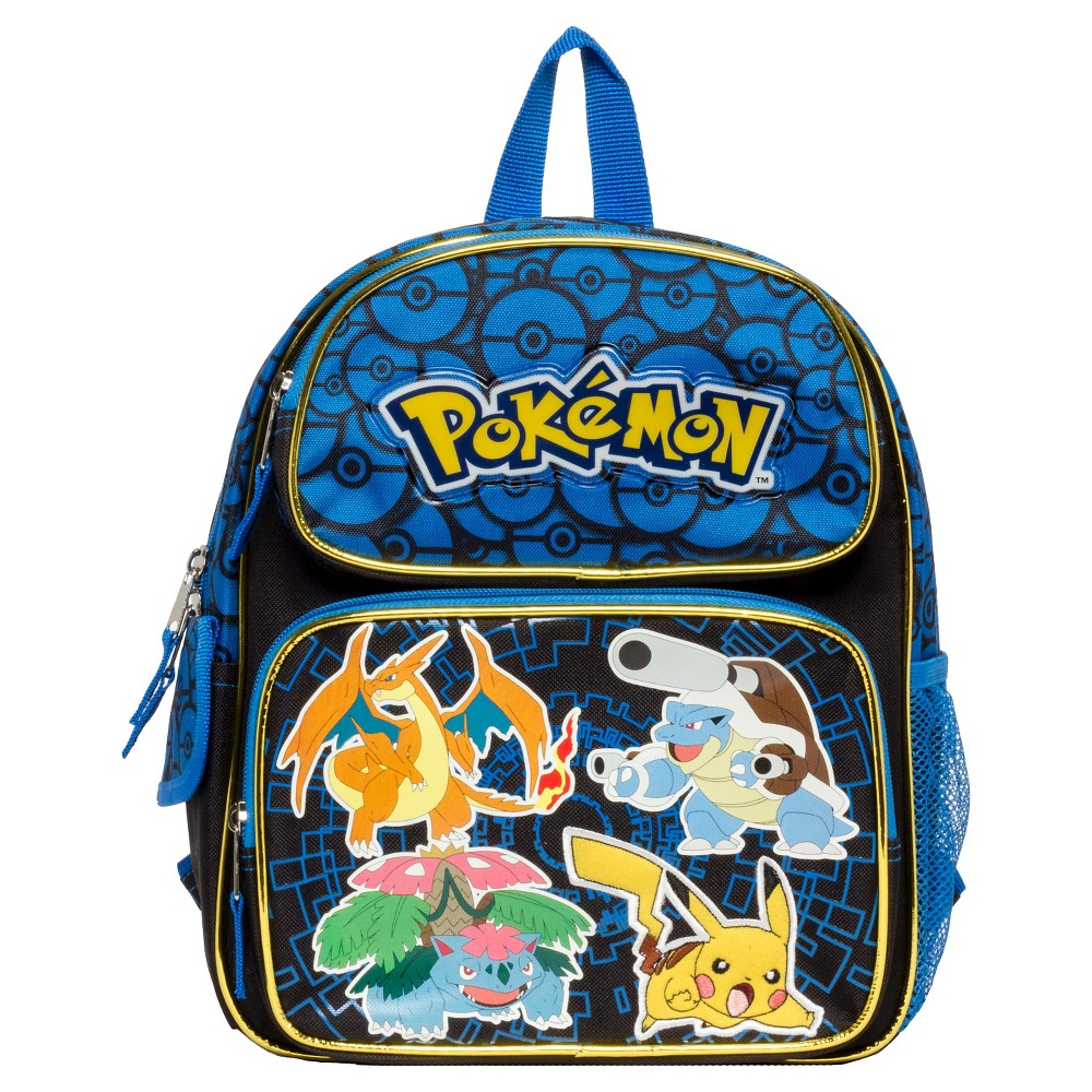 Kids Pokemon 12 Mini Backpack, Atlantic